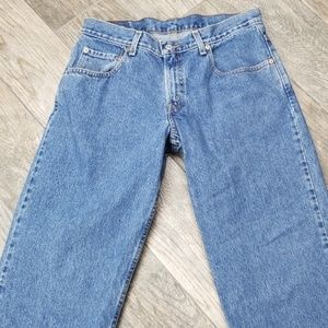 Levi's Jeans - Levi's 550 33 x 28 Husky relaxed fit